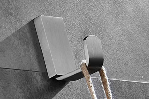 Satin Stainless Steel Bathroom Accessories 7800 Series