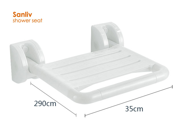 Folding Up Shower Seat for Elderly and Disabled