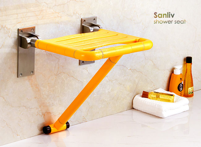 Handicap Fold Down Shower Seat