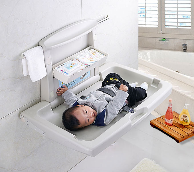 Bathroom Baby Changing Table My Web Value - Koala baby change table
