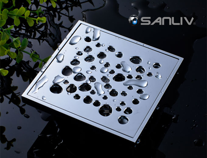 Modern Shower Floor Drains Sanliv Bathroom Accessories