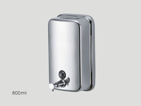 Stainless Steel Lotion Dispenser SD6702-800ml
