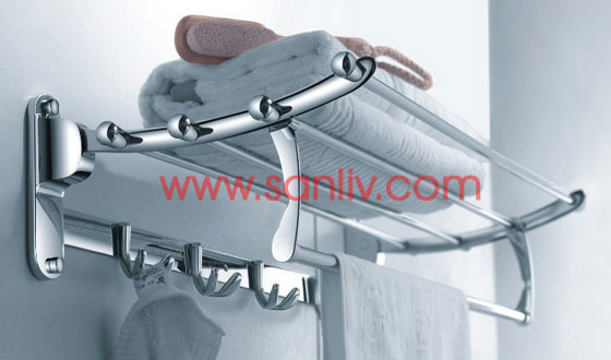 Sanliv Bathroom Towel Shelf 2212