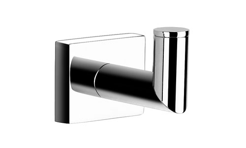 Modern Square/Round Towel or Robe Hook