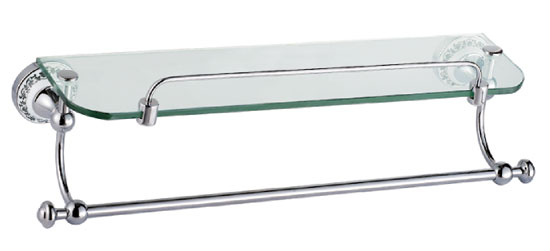 new glass bathroom shelf holderbathroom accessories