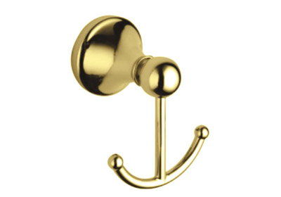 China Sanliv Robe Hook PVD Gold