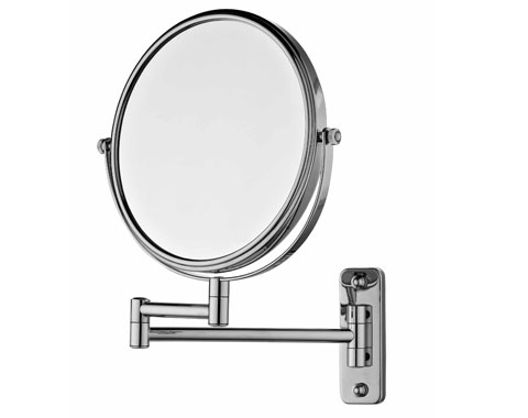 Magnifying make-up or shaving mirror 1023