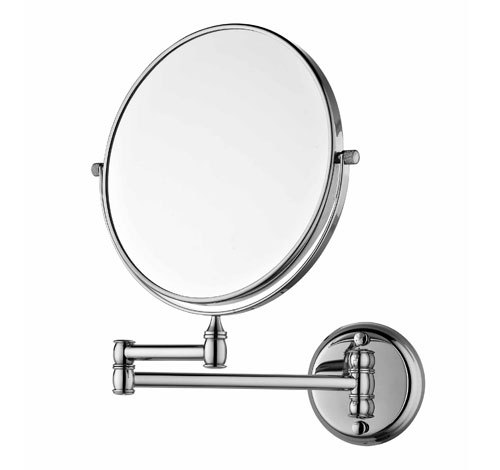 Magnifying mirror for make-up and shaving 1026