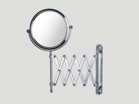 Modern Magnifying Shaving Mirror From Bathroom Accessory