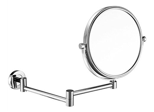 Wall Mounted Shaving Mirror modern magnifying shaving mirror | sanliv bathroom accessories for
