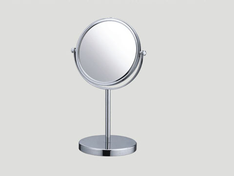 Modern Magnifying Shaving Mirror