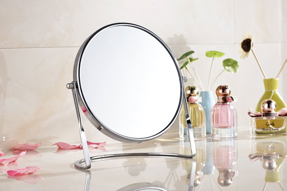 Mirrors Bathroom on Standing Shaving Mirror 1070   Magnifying Shaving Mirror By Bathroom