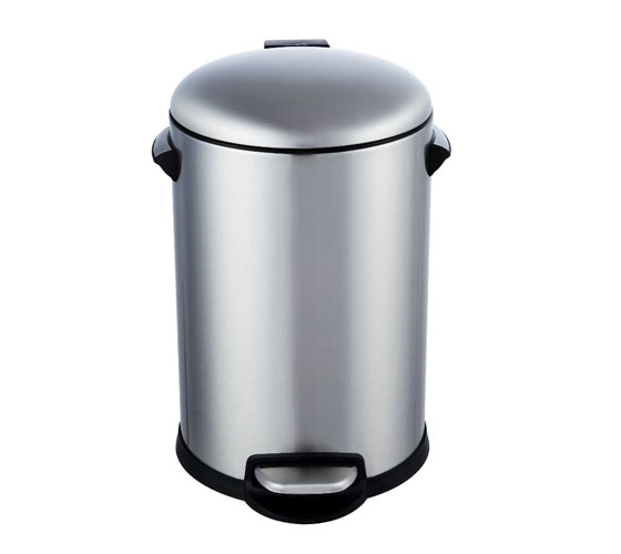 Unique Pedal Trash Bin for home/office/hotel