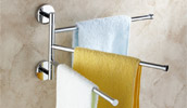 Swivel Towel Bars