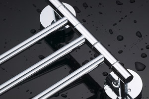 Stylish Bathroom Swivel Towel Bars