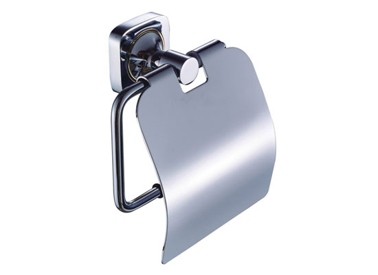 Toilet roll holder chrome gold 8551g toilet paper holders by sanliv bathroom accessories - Tissue holder bathroom ...