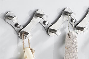 Towel or Robe Hooks