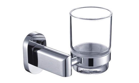 Sanliv Bathroom Tumbler Holder with Glass