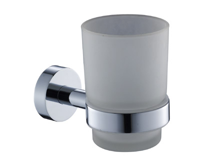 Wall Mounted Bathroom Tumbler Holder 8158