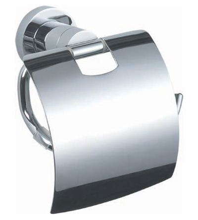 Toilet Paper Holder Roll And Tissue 8251