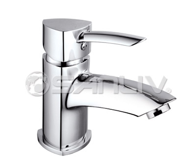Single Handle Bathroom Basin Mixer Faucet 60801 | Single Handle ...