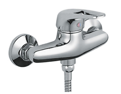 Wall Mounted Shower Mixer Chrome 65805