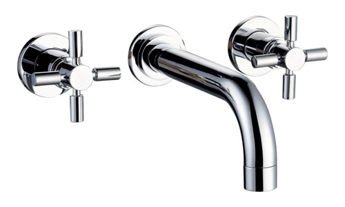 Br Wall Mounted Vessel Sink Faucet Chrome 80213